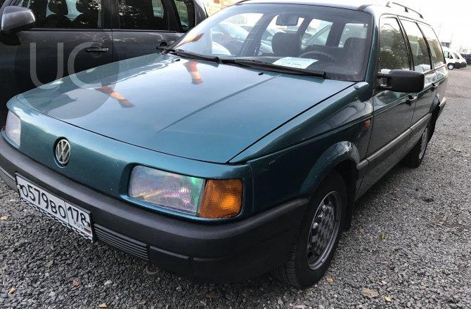 подержанный авто Volkswagen Passat 1991 года