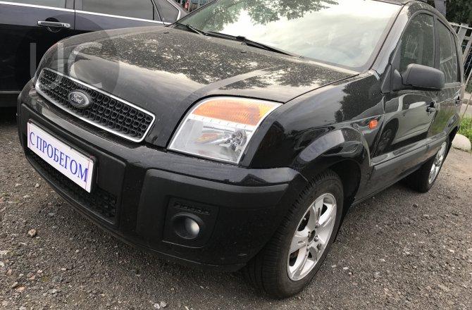подержанный авто Ford Fusion 2008 года