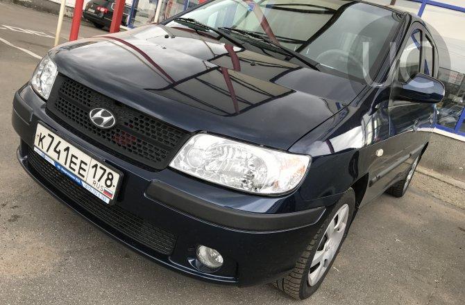 купить б/у автомобиль Hyundai Matrix 2005 года
