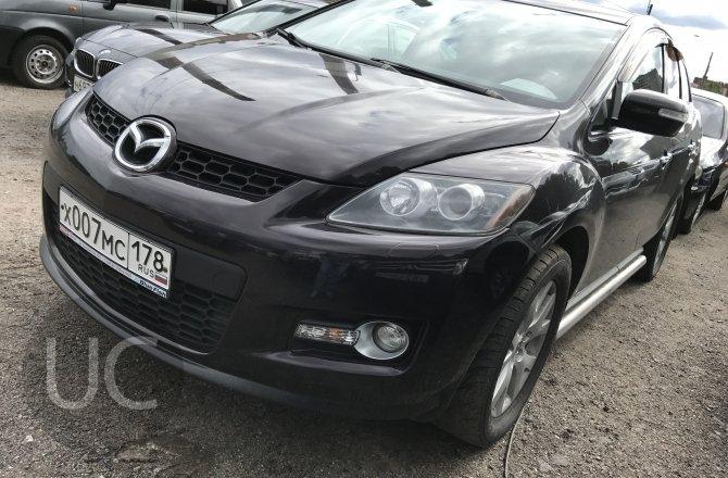 объявление о продаже Mazda CX-7 2008 года