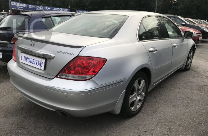 купить Honda Legend с пробегом, 2006 года