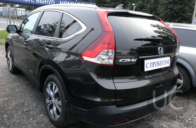 купить Honda CR-V с пробегом, 2013 года