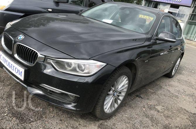 подержанный авто BMW 3 series 2013 года