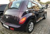 фотографии Chrysler PT Cruiser