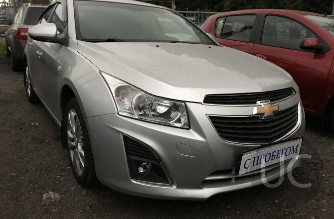 купить Chevrolet Cruze с пробегом, 2013 года