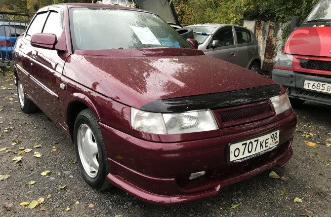 подержанный авто Lada (ВАЗ) 2110 2005 года