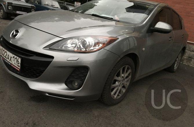 подержанный авто Mazda 3 2012 года