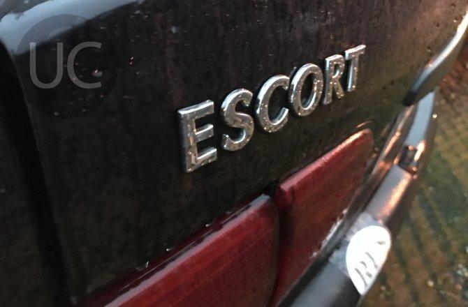 объявление о продаже Ford Escort 1997 года