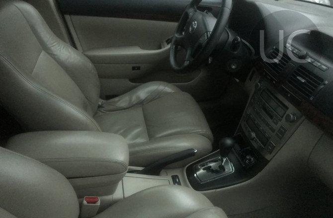 объявление о продаже Toyota Avensis 2006 года