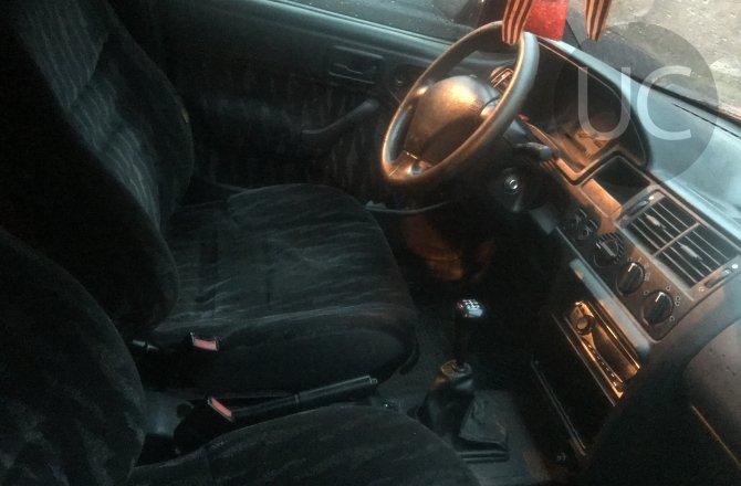 фотографии Ford Escort