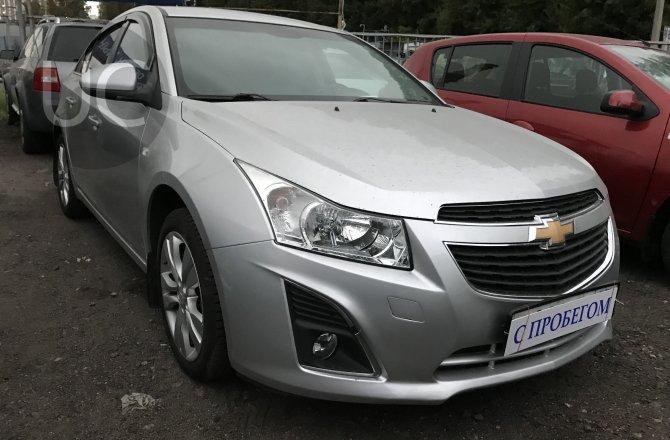 фотографии Chevrolet Cruze