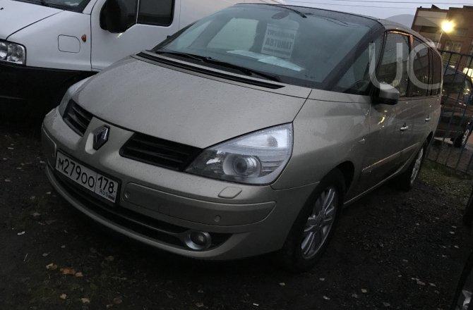 подержанный авто Renault Grand Espace 2009 года