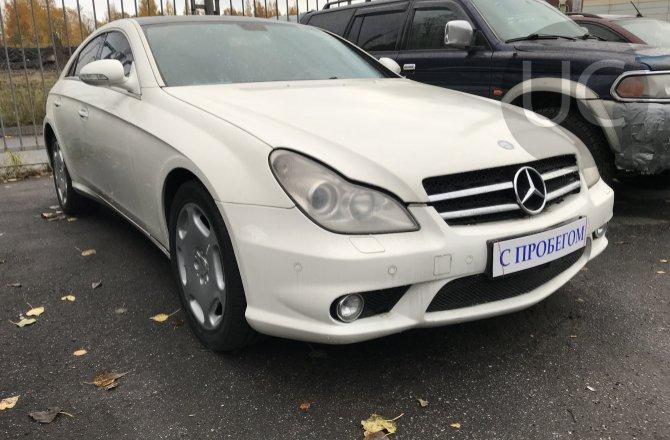 купить Mercedes-Benz CLS-Class с пробегом, 2005 года