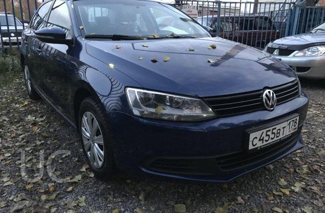 купить б/у автомобиль Volkswagen Jetta 2014 года