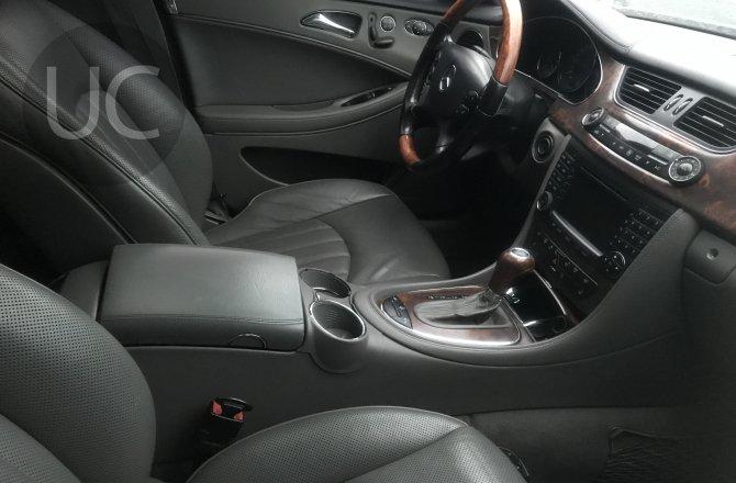 фотографии Mercedes-Benz CLS-Class