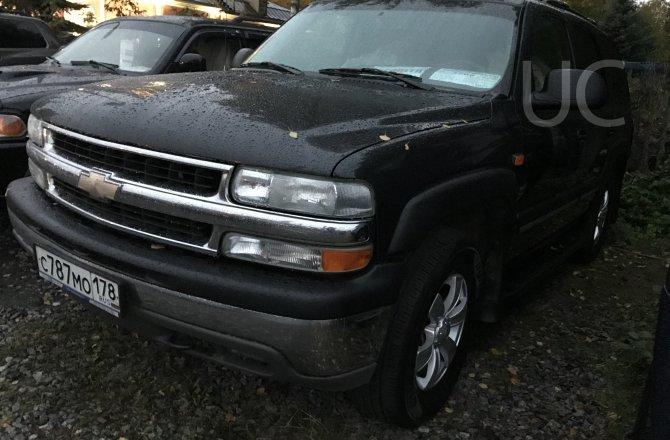 фотографии Chevrolet Tahoe