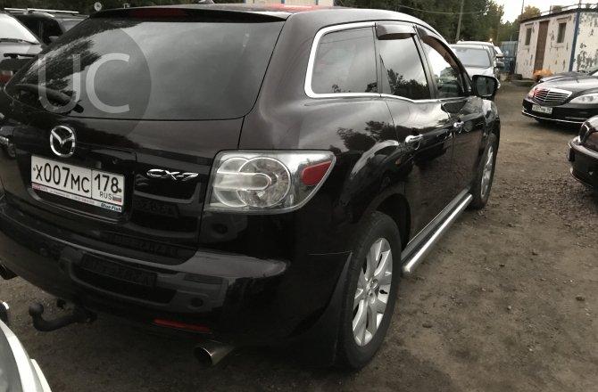 подержанный авто Mazda CX-7 2008 года