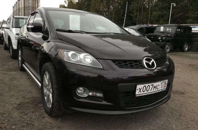 купить б/у автомобиль Mazda CX-7 2008 года
