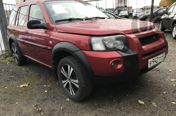 купить б/у автомобиль Land Rover Freelander 2006 года