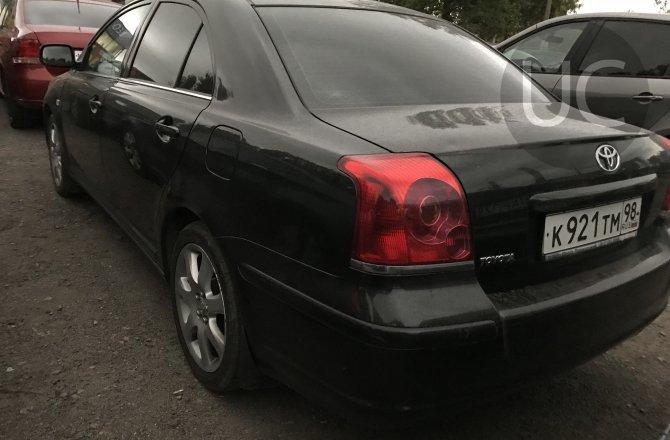 подержанный авто Toyota Avensis 2006 года
