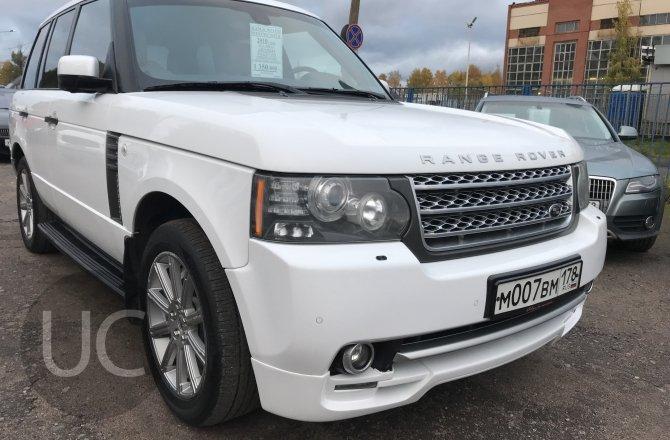 объявление о продаже Land Rover Range Rover 2010 года