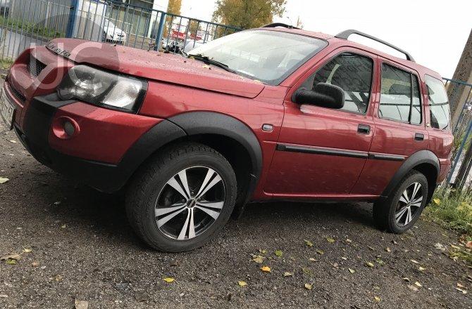 Land Rover Freelander 2006 года за 399 000 рублей
