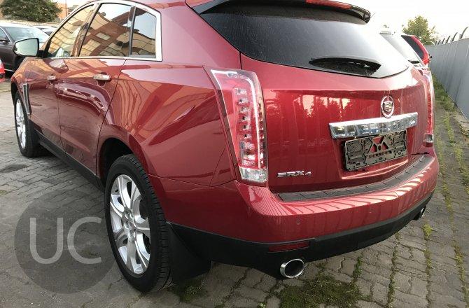 купить Cadillac SRX с пробегом, 2014 года