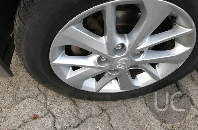 купить Toyota Corolla с пробегом, 2014 года