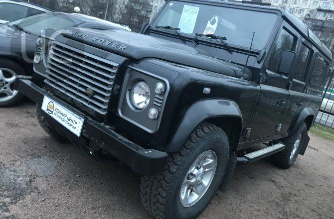 подержанный авто Land Rover Defender 2008 года