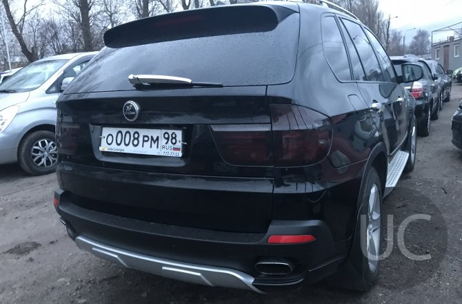 купить б/у автомобиль BMW X5 2008 года