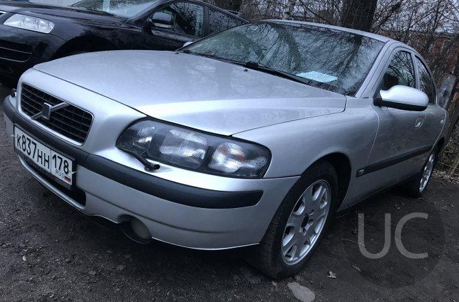 объявление о продаже Volvo S60 2002 года