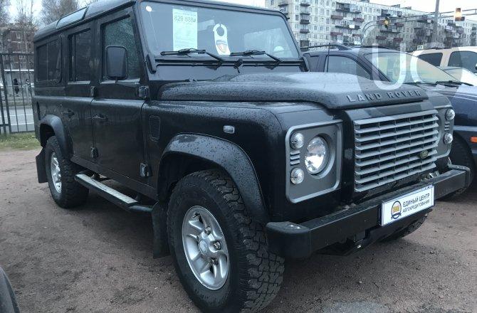 фотографии Land Rover Defender