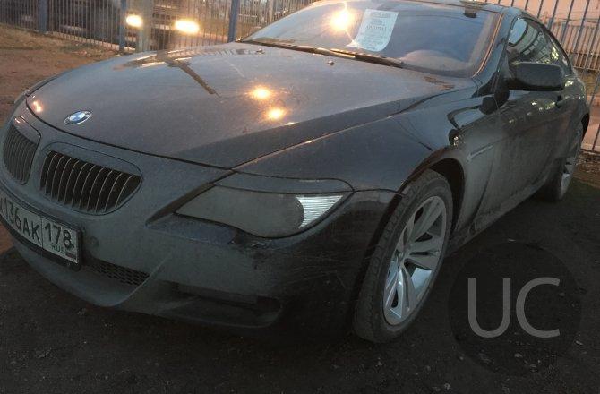 подержанный авто BMW 6 series 2005 года