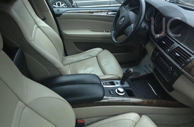 объявление о продаже BMW X5 2008 года