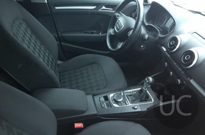 подержанный авто Audi A3 2013 года