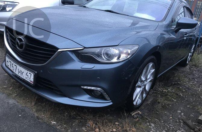 подержанный авто Mazda 6 2013 года