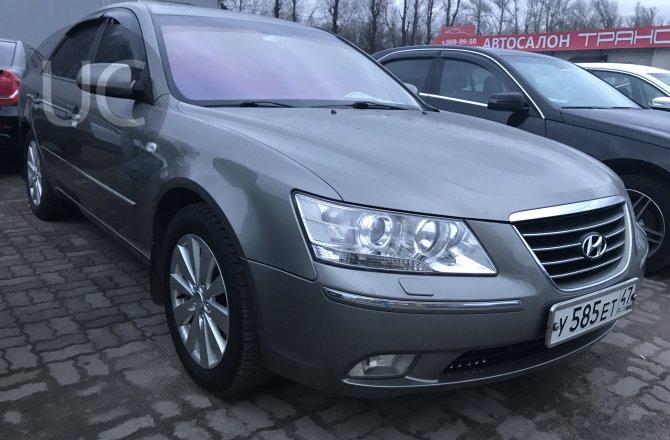 купить Hyundai Sonata с пробегом, 2009 года