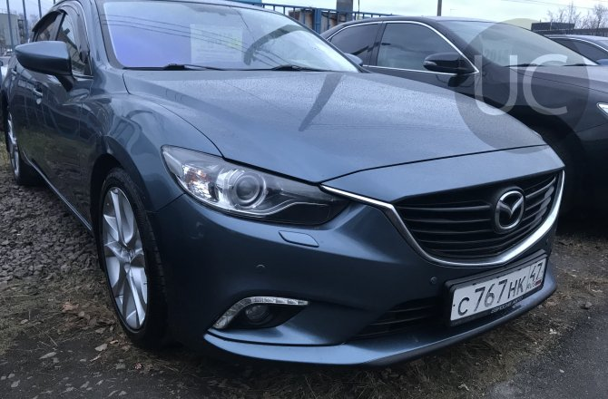 купить Mazda 6 с пробегом, 2013 года