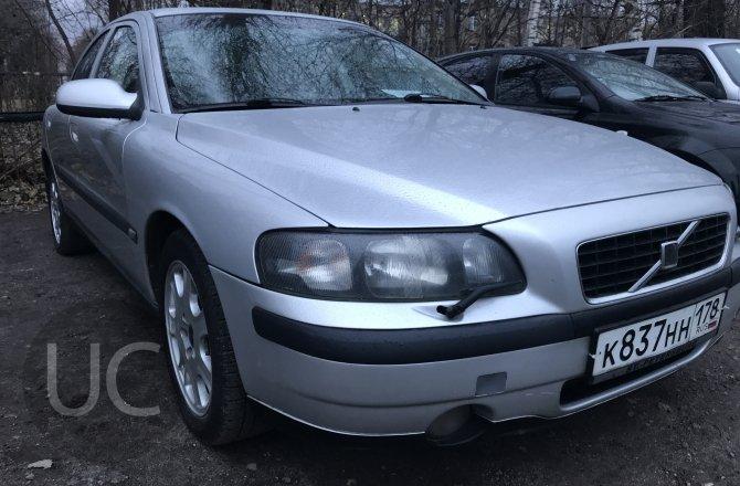подержанный авто Volvo S60 2002 года