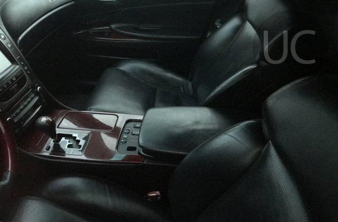 купить б/у автомобиль Lexus GS 2007 года