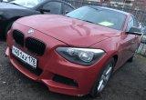 объявление о продаже BMW 1 series 2013 года