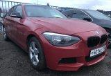 купить BMW 1 series с пробегом, 2013 года