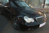 подержанный авто Mercedes-Benz C-Class 2002 года