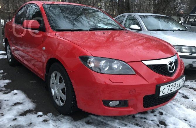 купить Mazda 3 с пробегом, 2007 года