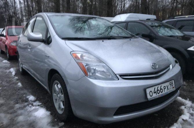 фотографии Toyota Prius
