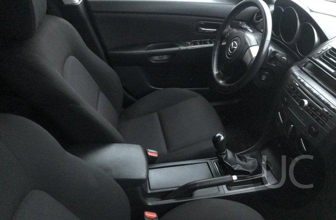 объявление о продаже Mazda 3 2007 года