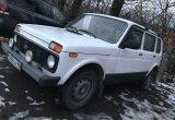 объявление о продаже Lada (ВАЗ) 2131 (4x4) 2010 года