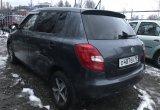 купить б/у автомобиль Skoda Fabia 2010 года