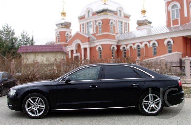 купить б/у автомобиль Audi A8 2012 года