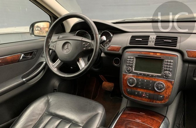 купить Mercedes-Benz R-Class с пробегом, 2007 года